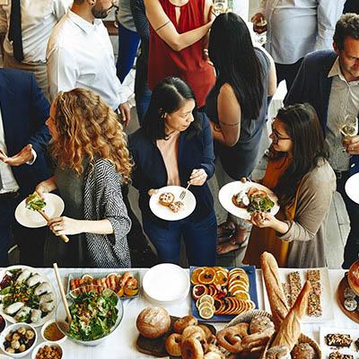 Tramezzino Torino per i catering